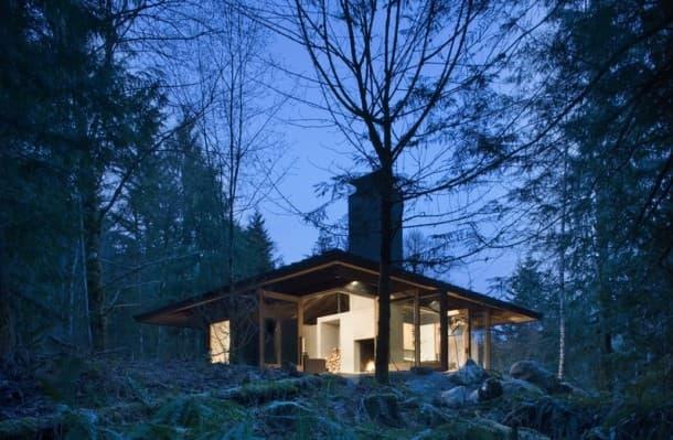 cabaña-Tye_River-madera-hormigon
