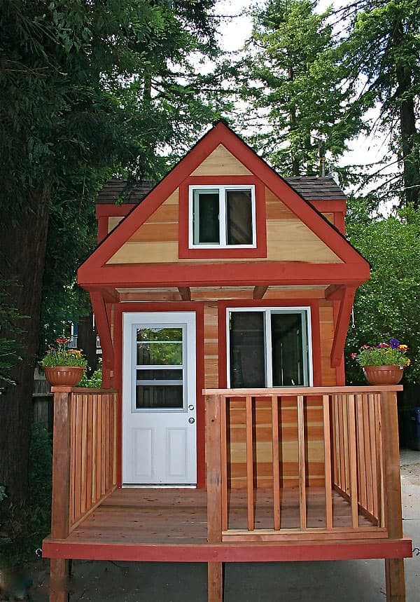 Casa diminuta sobre ruedas 18m2 - Casas de moviles ...