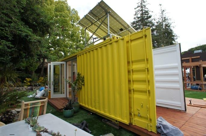 Casa contenedor de 18m2 prefabricada nomad c192 - Casas prefabricadas contenedores maritimos ...