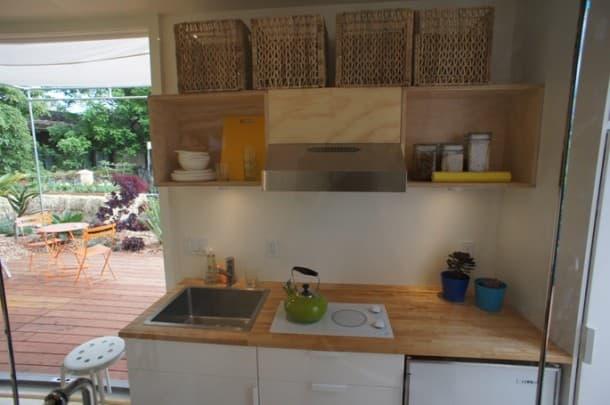cocina casa contenedor