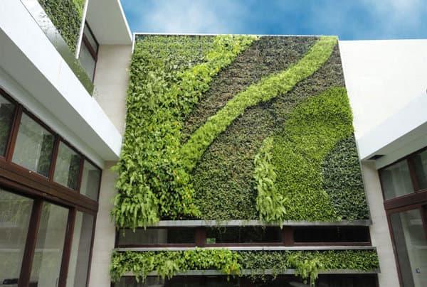 jardines verticales sistema Gsky