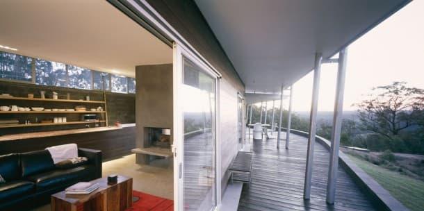 cabaña autosuficiente con energia-eolica-solar