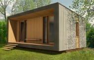 Bureau Vert: versión francesa de las oficinas prefabricadas