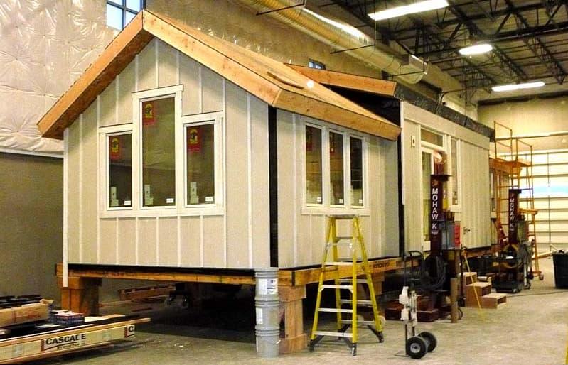 Modelos greenpods de casas prefabricadas for Modelos de casas prefabricadas