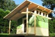 MorHaus: estructuras prefabricadas modulares