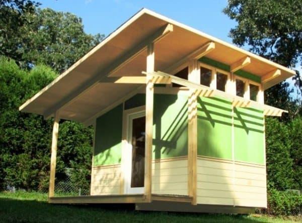 Morhaus estructuras prefabricadas en kit for Casetas prefabricadas pequenas