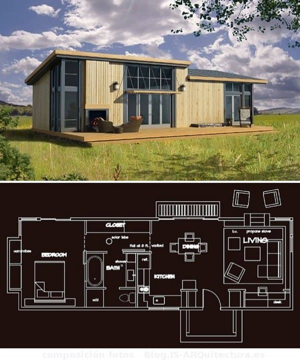 Modelos Greenpods De Casas Prefabricadas