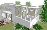 GreenPods: pequeñas casas prefabricadas