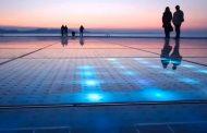 Saludo al Sol en Zadar (Croacia)