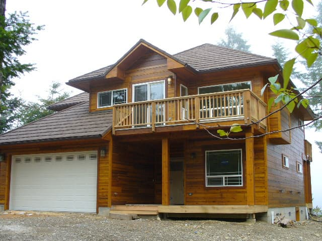 Sistema panel sing homes para casas de madera - Fotos casas madera ...