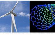 Nanotubos de carbono para las turbinas eólicas