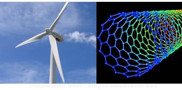 nanotubos-carbono-en-Aerogeneradores