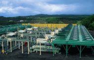 Planta geotérmica en Hawái