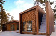 Casa de verano en Aaland (Finlandia)