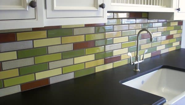 Debáis azulejos sostenibles con cerámica-reciclada de escombros