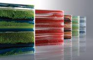 Ribbon Glass: colores en el vidrio