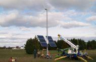 Generador de electricidad eólico-solar