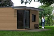 Casas modulares de Sélectiv' Habitat