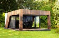 Habitaciones familiares para el jardín