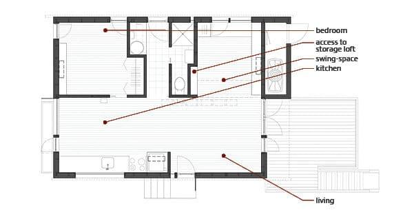 Nueva_Casa_Norris-vivienda-prefabricada, planta general