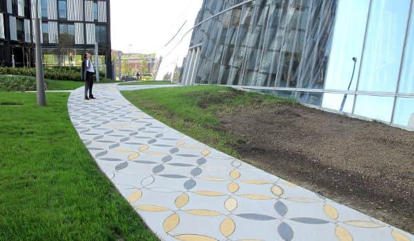 Pavimento ecol gico con geosilex reduce el co2 del ambiente - Que es pavimento ...