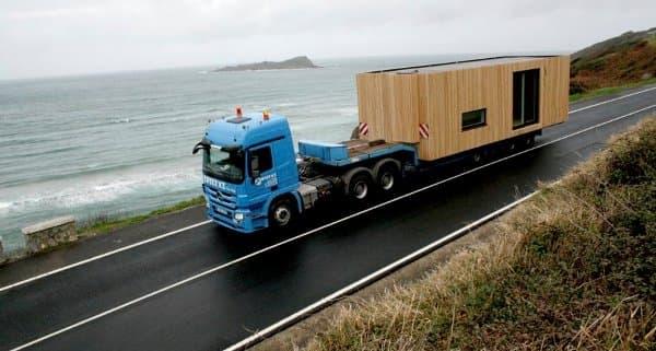 Transporte-casa-prefabricada-Suite-Viajera