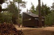 Cabaña en un bosque de Cachagua (Chile)