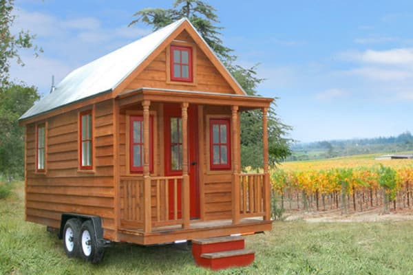 Casas de madera peque as imagui - Propiedades de la madera ...