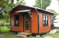 Caseta prefabricada para ampliar una vivienda