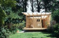 Summerhouse: un refugio urbano