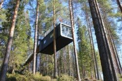 Treehotel diseño de refugios
