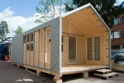 Liina - viviendas prefabricadas de madera