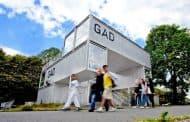 GAD: galería de arte itinerante