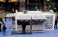 SnackBOX: negocio de comida rápida en un contenedor