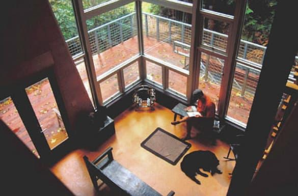 moderna-cabaña-Castanes-Architects-1