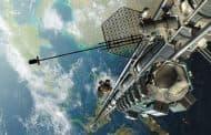 Ascensor espacial para el año 2050