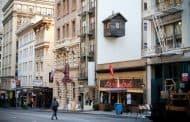 Singular cabaña urbana en San Francisco