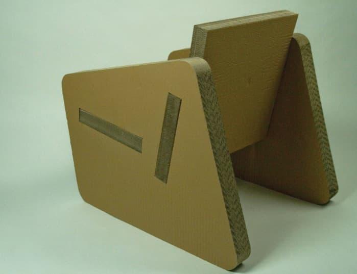 Sillon-sostenible-carton-ondulado-2