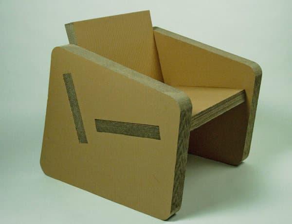 Sillon-sostenible-carton-ondulado-4