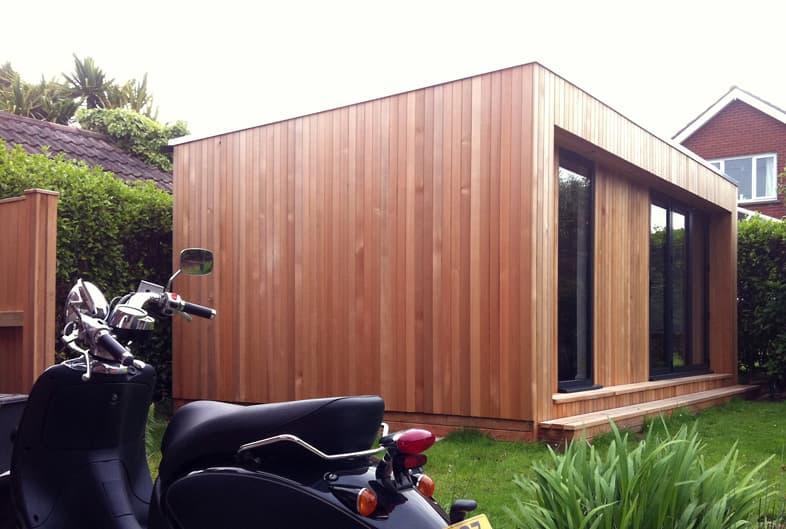 Modernas casetas prefabricadas de studioni - Casetas de campo prefabricadas ...
