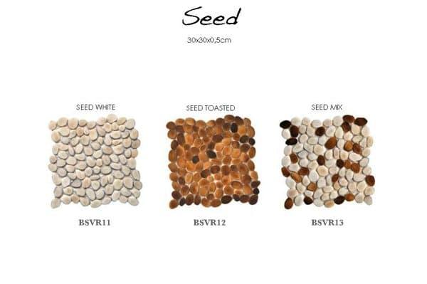 Mosaicos-IvoryDream-semilla-Tagua-serie Seed