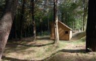 Casa Miedi: refugio de madera de alerce