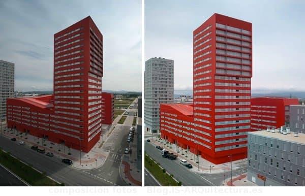 torre-viviendas-VPO-cogeneracion energetica