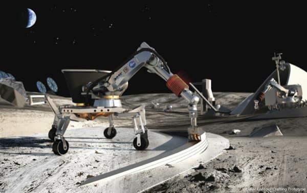 sistema-Contour-Crafting-de construccion Lunar