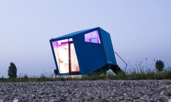 Hypercubus: alojamiento para 2
