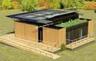 Solar Decathlon 2012: casa Sumbiosi, de ABC (Francia)