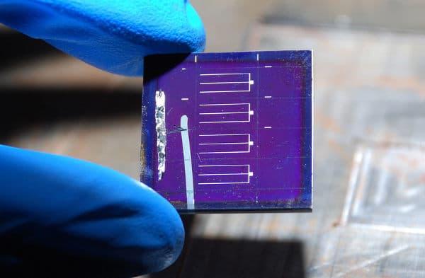 Célula solar eficiente y asequible de IBM