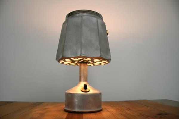 lampara-Bialee-reciclando-una-cafetera
