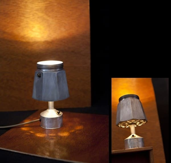 lampara-Bialee-recuperando una vieja cafetera