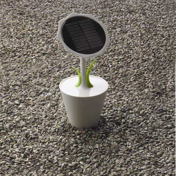 Solar-Sunflower-cargador-solar-gadgets